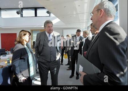 Mueller, Grossmann and Villis - Stock Photo