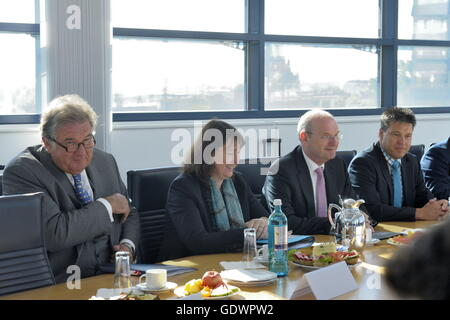 Grossmann, Mueller, Villis and Tigges - Stock Photo