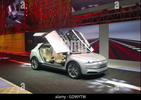 Concept car by Italdesign - Stock Photo