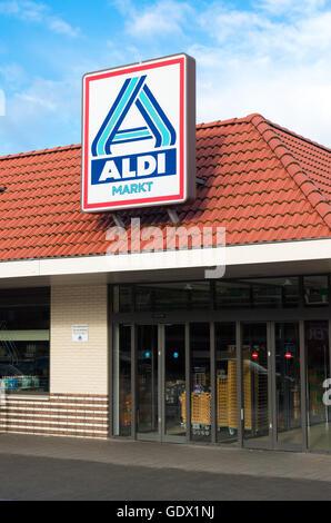 Oldenzaal netherlands november 3 2015 aldi store exterior aldi stock photo royalty free - Oldenzaal mobel ...