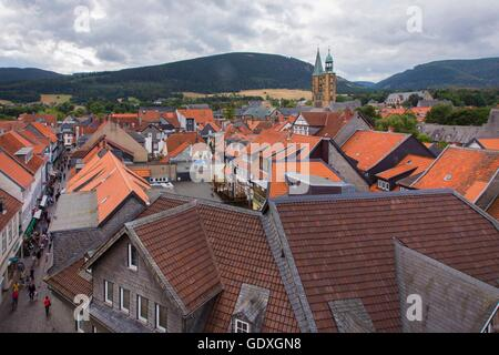 Old Town of Oslar, Germany, 2014 - Stock Photo
