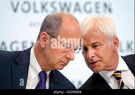 Poetsch and Mueller - Stock Photo