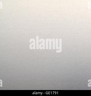 Brushed Silver Sheet Metal Square Textured Background. - Stock Photo
