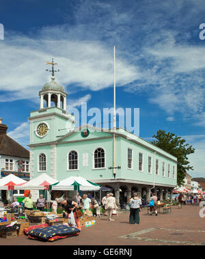 Faversham Guildhall, Kent. - Stock Photo