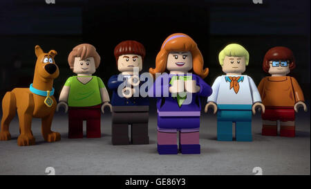Lego Scooby-Doo! Haunted Hollywood is a 2016 animated direct-to ...