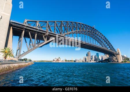 Sydney CBD in daytime - Stock Photo