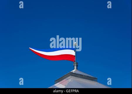 Pier, Groemitz - Stock Photo