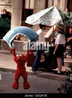 Elmo *** Local Caption *** 1999, Adventures Of Elmo In Grouchland , Adventures Of Elmo In Grouchland, Adventures - Stock Photo