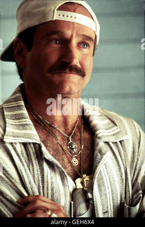 Robin Williams   Armand (Robin Williams) ist Besitzer eines Transvestiten Nachtclubs. *** Local Caption *** 1996, - Stock Photo