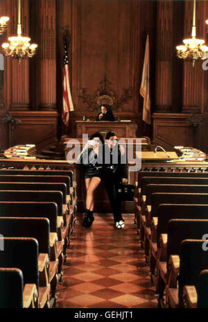 my cousin vinny 1992 marisa tomei mcv 034 stock photo. Black Bedroom Furniture Sets. Home Design Ideas
