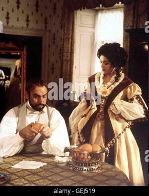 lesley anne down sean connery the first great train