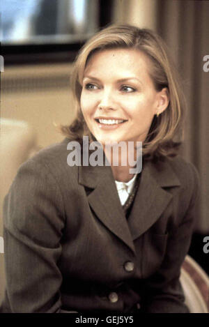 MICHELLE PFEIFFER, USA 1996 *** Local Caption *** 1996, One Fine Day, Tage Wie Dieser - Stock Photo