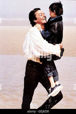 Alain Delon The Passage 1986 Stock Photo 262638290 Alamy
