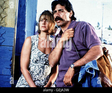 EDWARD JAMES OLMOS & LORRAINE BRACCO TALENT FOR THE GAME ...