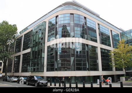 Department for Communities and Local Government (DCLG), Marsham Street, London, England, Great Britain, United Kingdom - Stock Photo