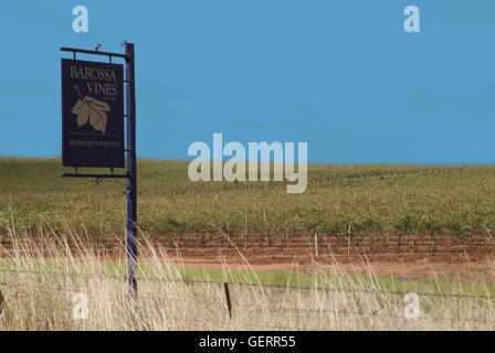 geography / travel, Australia, Barossa Valley in South Australia, - Stock Photo