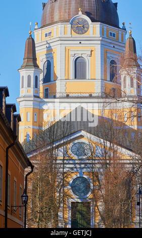 Katarina Kyrka (Church of Catherine) Sodermalm Stockholm Sweden Scandinavia - Stock Photo