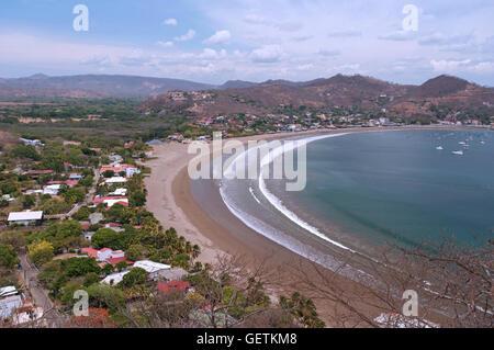 San Juan del Sur, Nicaragua - Stock Photo