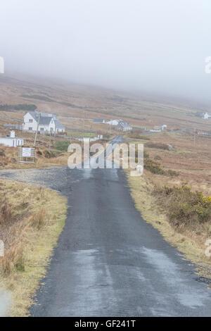 Achill island, Ireland, County Mayo - Stock Photo