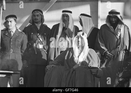 Saud bin Abdul-Aziz al Saud - Stock Photo