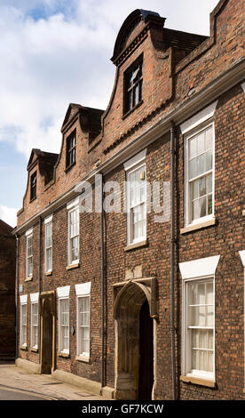 Tudor Facade facade of tudor home uk stock photo, royalty free image: 33719794