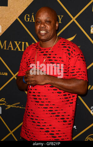 Los Angeles, California, USA. 30th July, 2016. Too Short the 2016 MAXIM Hot 100 Party at the Hollywood Palladium - Stock Photo