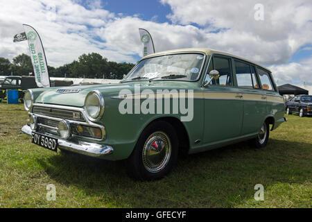Ford Cortina Mark 1 Estate - Stock Photo