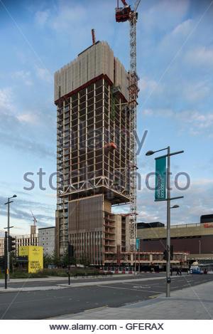 ... Manhattan Loft Gardens - Stratford - Stock Photo