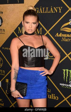 Chanel West Coast At The Los Angeles Premiere Of Venom Held At The