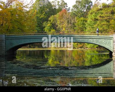 prospect park bridge - Stock Photo