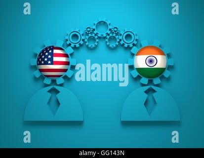 relationship between india and the usa What is the current relationship between india and pakistan  what will the future relationship be between india and  can the relationship between india and.