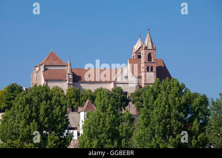 St. Stephen's Cathedral, Breisach am Rhein - Stock Photo