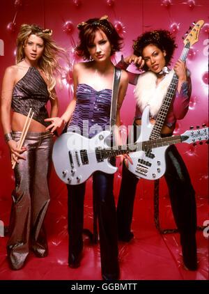 JOSIE PUSSYCATS / Josie Pussycats USA 2000 / Deborah Kaplan/Harry Elfont Die besten Freundinnen Melodie (TARA REID), - Stock Photo