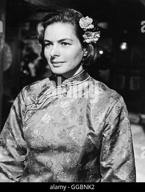 DIE HERBERGE ZUR 6. GLüCKSELIGKEIT / The Inn of the Sixth Happiness USA 1958 / Mark Robson Die Engländerin Gladys - Stock Photo