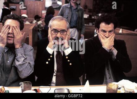 DIE GELIEBTEN VON HOLLYWOOD / Mistress USA 1992 / Barry Primus Szene mit JACE ALEXANDER (Stuart Stratland), MARTIN - Stock Photo