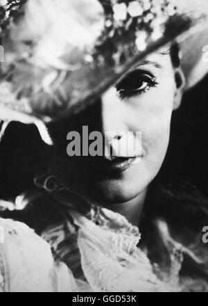 ANNA KARENINA 1935 / GRETA GARBO aka. ANNA KARENINA - Stock Photo