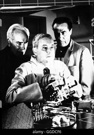 SCOTLAND YARD JAGT DR. MABUSE / Deutschland 1963 / Paul ...