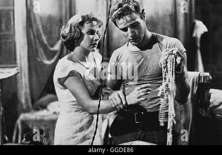 an analysis of the movie a streetcar named desire by elia kazan Elia kazan  cast in the broadway production of tennessee williams's play the  film adaptation made him a star  view a streetcar named desire documents.