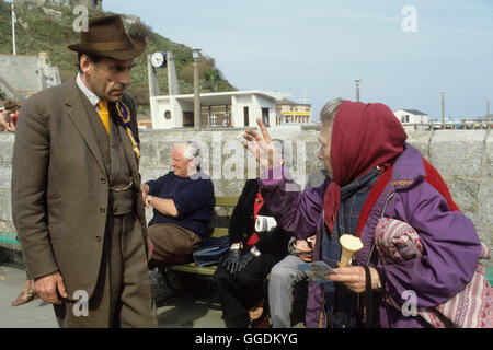 Jeremy Thorpe MP 1979 Devon UK HOMER SYKES - Stock Photo