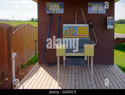 Dog wash station stock photo 113404378 alamy dog wash dog wash station stock photo solutioingenieria Gallery