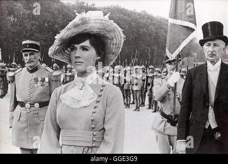 DARLING LILI / Darling Lili USA 1969 / Blake Edwards Filmszene mit JULIE ANDREWS als Spionin Lili Smith. Regie: - Stock Photo