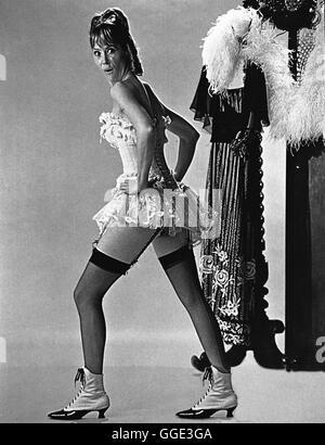 DARLING LILI / Darling Lili USA 1969 / Blake Edwards Sängerin Lili Smith (JULIE ANDREWS) Regie: Blake Edwards aka. - Stock Photo