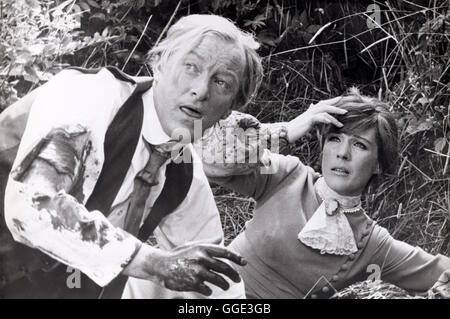 DARLING LILI / Darling Lili USA 1969 / Blake Edwards JEREMY KEMP (Kurt von Ruger), JULIE ANDREWS (Lili Smith) Regie: - Stock Photo