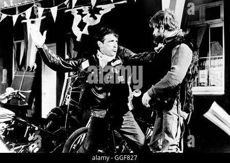 REBELLEN IN LEDERJACKEN / Devil's Angels USA 1967 / Daniel Haller Cody (JOHN CASSAVETES) Regie: Daniel Haller aka. - Stock Photo
