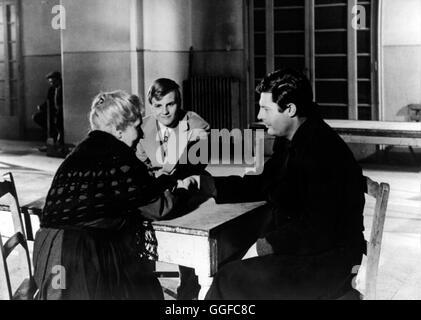 TAGEBUCH EINES SÜNDERS (GEHEIMES TAGEBUCH) / Cronaca familiare Italien 1962 / Valerio Zurlini JACQUES PERRIN, (Lorenzo), - Stock Photo