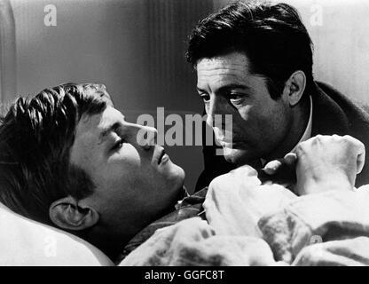 TAGEBUCH EINES SÜNDERS (GEHEIMES TAGEBUCH) / Cronaca familiare Italien 1962 / Valerio Zurlini JACQUES PERIN (Lorenzo), - Stock Photo