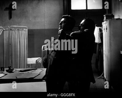 TAGEBUCH EINES SÜNDERS (GEHEIMES TAGEBUCH) / Cronaca familiare Italien 1962 / Valerio Zurlini MARCELLO MASTROIANNI - Stock Photo