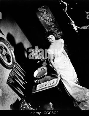 DAS HAUS DER LADY ALQUIST / Gaslight USA 1944 / George Cukor INGRID BERGMAN, 'Gaslight', 1944. Regie: George Cukor aka. Gaslight Stock Photo