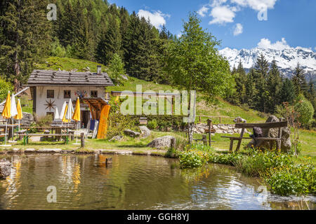 geography / travel, Italy, South Tyrol, Editorial-Use-Only - Stock Photo