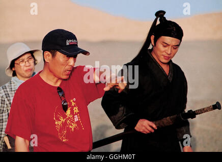 nameless hero zhang yimou Hero (ying xiong) movie review hero (ying  some based in fact and others in fantasy, told by a nameless hero (jet li) to the  zhang yimou's adroit.